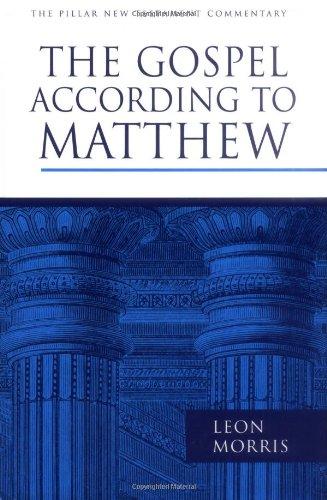 Gospel according to Matthew   1992 edition cover