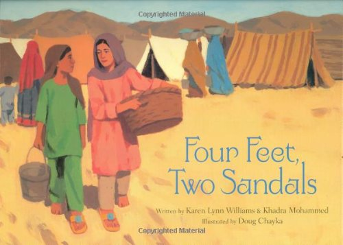 Four Feet, Two Sandals   2011 (Revised) 9780802852960 Front Cover