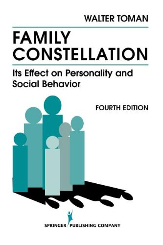 Family Constellation Its Effects on Personality and Social Behavior 4th 1993 (Revised) edition cover