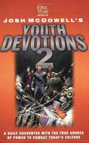 Youth Devotions   2003 edition cover