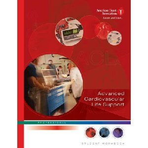 ACLS Advanced Cardiovascular Life Support Provider Manual: Professional  2006 edition cover