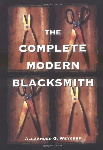 Complete Modern Blacksmith  N/A edition cover