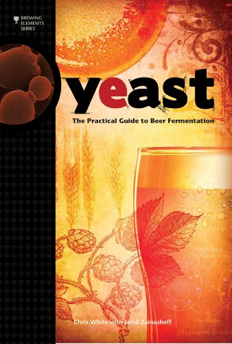 Yeast The Practical Guide to Beer Fermentation  2010 edition cover