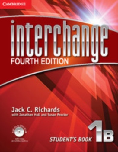 Interchange, Level 1  4th 2012 edition cover