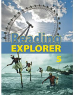 Reading Explorer  5th 2012 edition cover