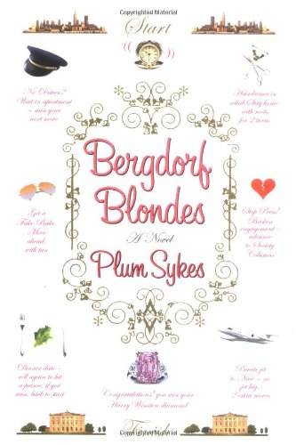 Bergdorf Blondes   2004 9781401351960 Front Cover