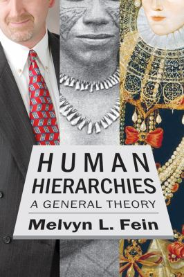 Human Hierarchies A General Theory  2012 edition cover