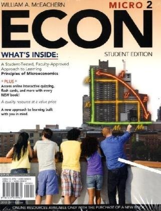 ECON for Microeconomics  2nd 2010 edition cover