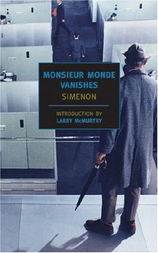 Monsieur Monde Vanishes   2004 edition cover