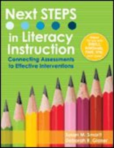 Next Steps in Literacy Instruction Connecting Assessments to Effective Interventions  2010 edition cover