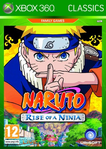 Naruto: Rise of a Ninja - Classics Edition (Xbox 360) Xbox 360 artwork