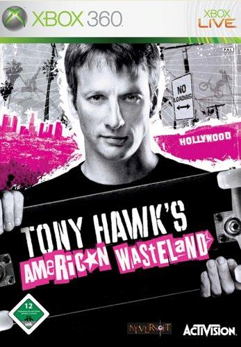 Tony Hawk's American Wasteland Xbox 360 artwork