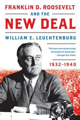 Franklin D. Roosevelt and the New Deal, 1932-1940   2009 edition cover