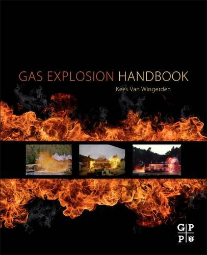Gas Explosion Handbook   2018 9780128016961 Front Cover
