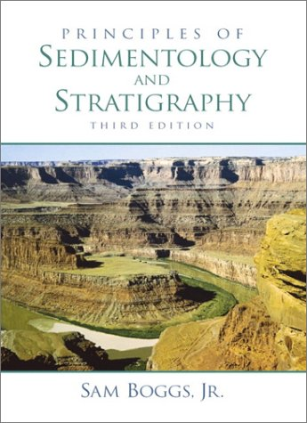 Principles of Sedimentology and Stratigraphy  3rd 2001 edition cover