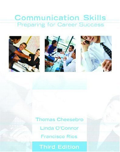 Communication Skills Preparing for Career Success 3rd 2007 (Revised) edition cover