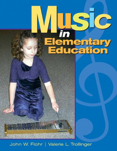 Music in Elementary Education   2010 edition cover