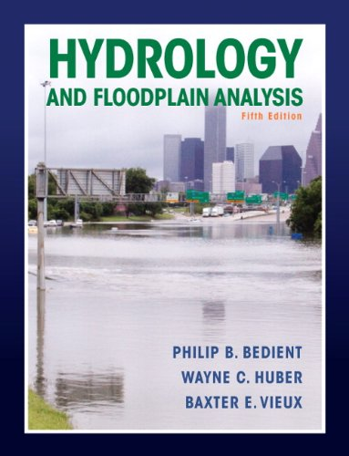 Hydrology and Floodplain Analysis  5th 2013 (Revised) edition cover
