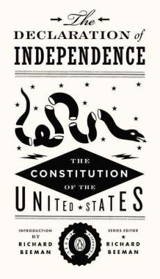 Declaration of Independence and the United States Constitution   2012 edition cover