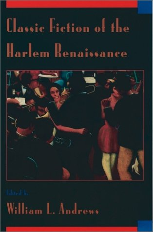 Classic Fiction of the Harlem Renaissance   1994 edition cover