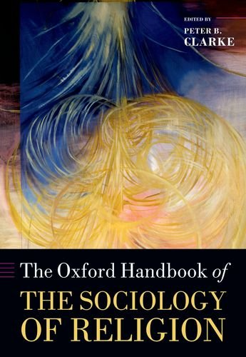 Oxford Handbook of the Sociology of Religion   2011 edition cover