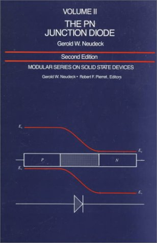 PN Junction Diode  2nd 1989 edition cover