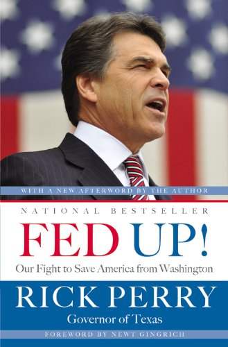Fed Up! Our Fight to Save America from Washington  2012 9780316132961 Front Cover