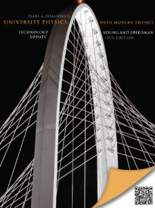 University Physics with Modern Physics Technology Update  13th 2014 edition cover