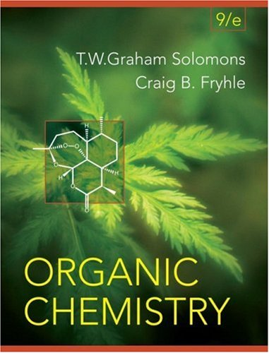 Organic Chemistry  9th 2008 (Revised) edition cover
