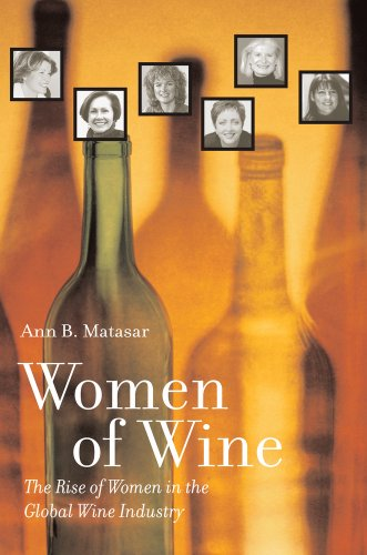 Women of Wine The Rise of Women in the Global Wine Industry  2010 edition cover
