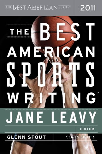 Best American Sports Writing 2011   2011 edition cover