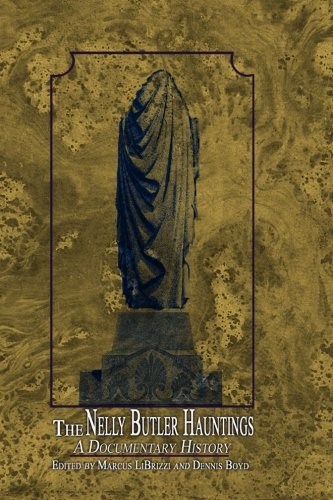 Nelly Butler Hauntings A Documentary History  2010 edition cover