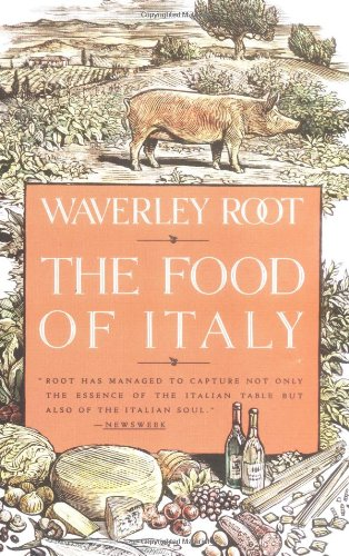 Food of Italy  N/A edition cover