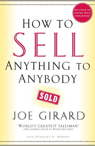 How to Sell Anything to Anybody   2006 edition cover
