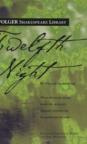 Twelfth Night   2005 edition cover