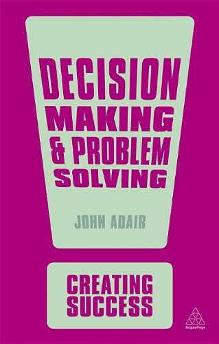 Decision Making and Problem Solving  2nd 2013 edition cover