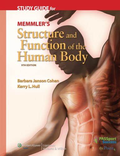 Memmler's Structure and Function of the Human Body  9th 2008 (Revised) edition cover
