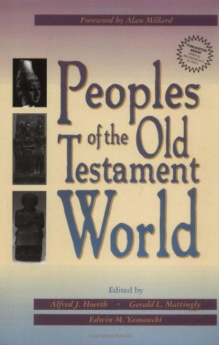 Peoples of the Old Testament World  N/A edition cover
