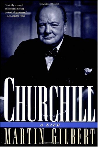 Churchill A Life N/A edition cover