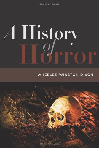 History of Horror   2010 edition cover