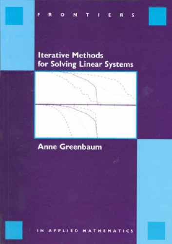Iterative Methods for Solving Linear Systems   1997 edition cover