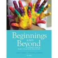 Beginnings and Beyond Foundations in Early Childhood Education 9th 2014 edition cover