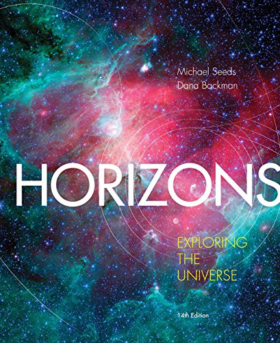 Horizons: Exploring the Universe  2017 9781305960961 Front Cover