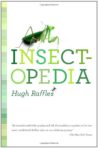 Insectopedia  N/A 9781400096961 Front Cover