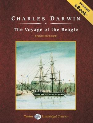 Voyage of the Beagle, with EBook  2008 (Unabridged) 9781400108961 Front Cover