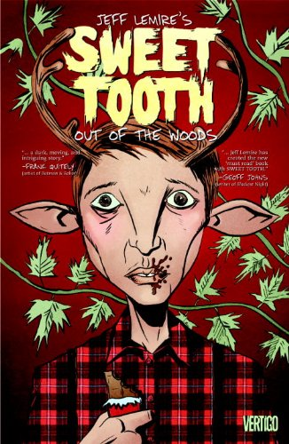 Sweet Tooth Out of the Woods  2010 9781401226961 Front Cover