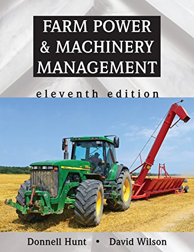 Farm Power and Machinery Management:   2015 edition cover