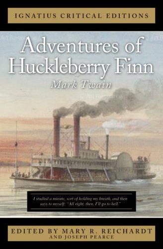 Adventures of Huckleberry Finn   2009 edition cover