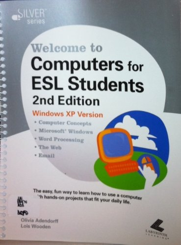 WELCOME TO COMPUTERS F/ESL STU N/A edition cover