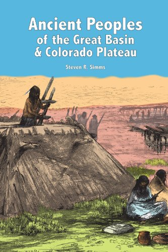 Ancient Peoples of the Great Basin and Colorado Plateau   2008 edition cover